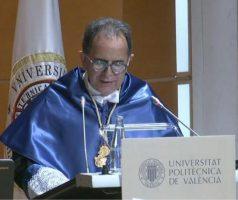 Avelino Corma Medalla UPV escalada