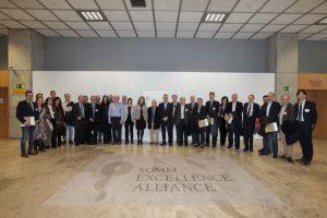 Presentación de la Alianza de Centros y Unidades de Excelencia Severo Ochoa y María de Maeztu (SOMMa)